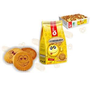 Печенье и вафли