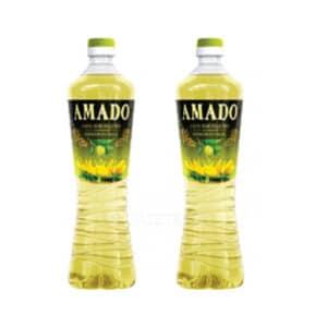 Масло подсолнечно-оливковое AMADO