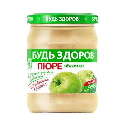 Пюре яблочное АВС