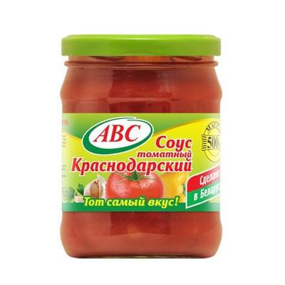 """Соус томатный """"Краснодарский"""" АВС"""