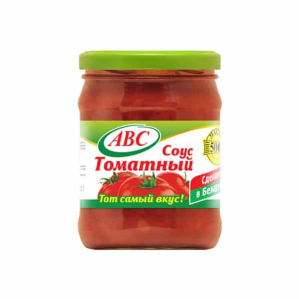 Соус томатный АВС