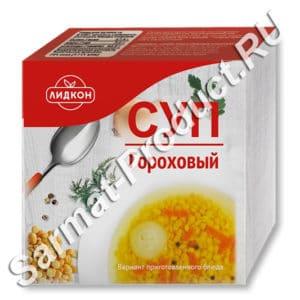 Суп гороховый конценр. (брикет)