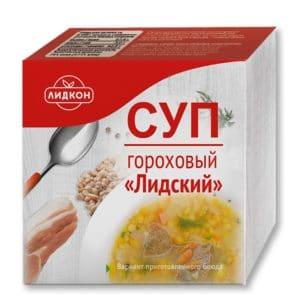 """Суп гороховый """"Лидский"""" (брикет)"""