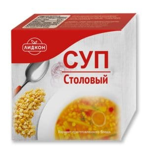 Суп Столовый (брикет)
