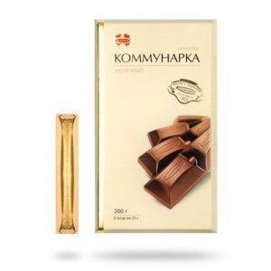 Шоколад КОММУНАРКА Молочный