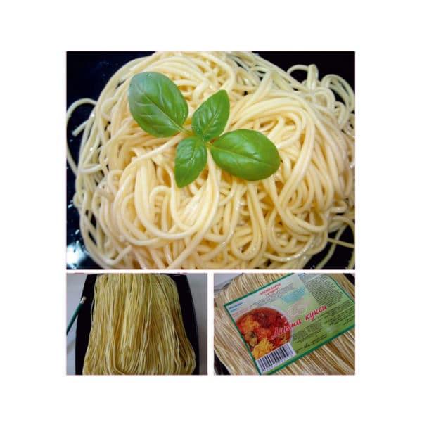 Спагетти По-Домашнему