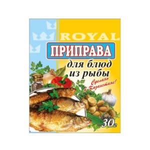 Приправа для блюд из рыбы RF
