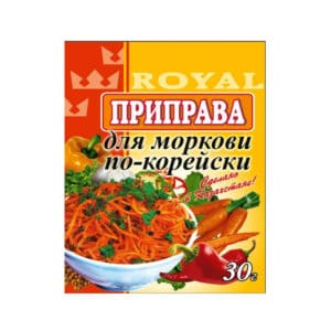 Приправа для моркови по-корейски RF
