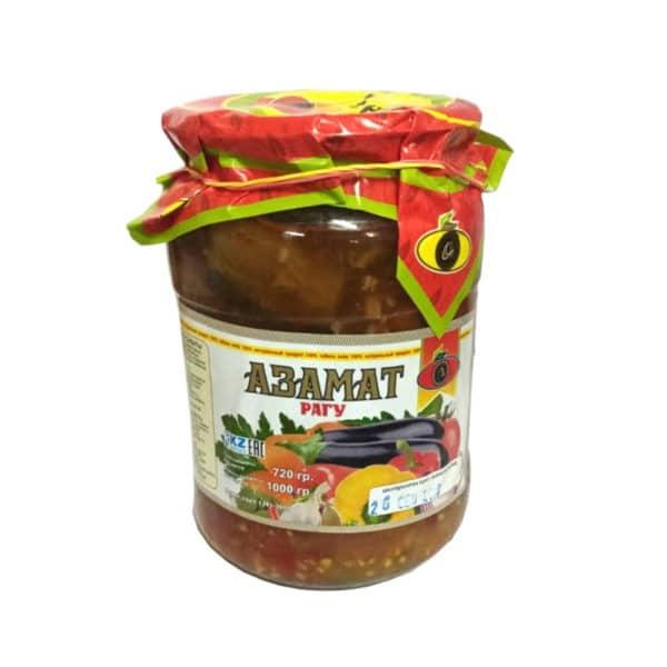 Рагу овощное Азамат