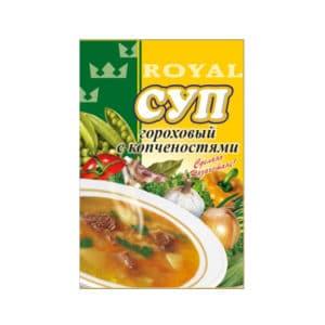 Суп гороховый с копченостями RF
