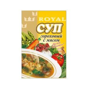 Суп гороховый с мясом RF