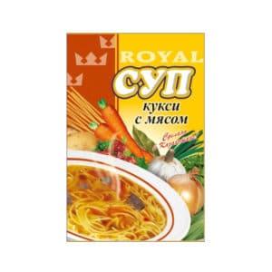 Суп Кукси с мясом RF