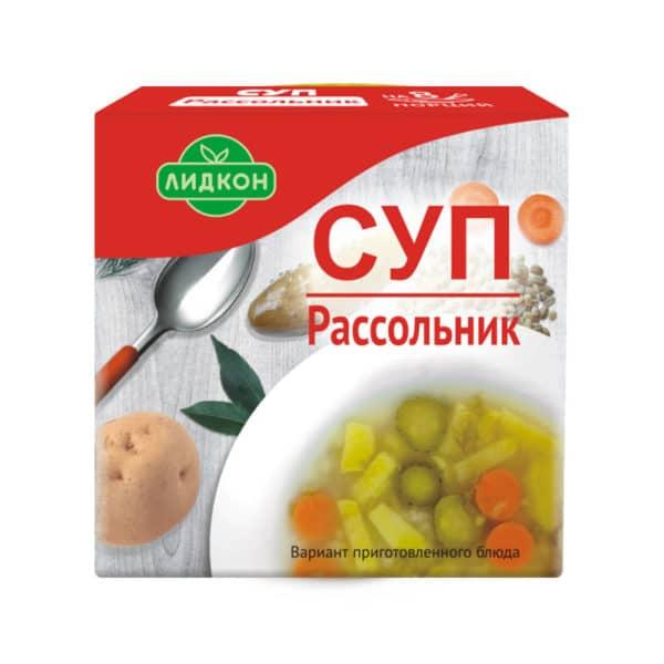 Суп рассольник (Беларусь)