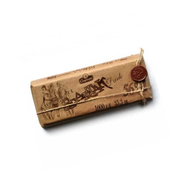 "Шоколад ""СПАРТАК ГОРЬКИЙ"" 59% (крафт)"