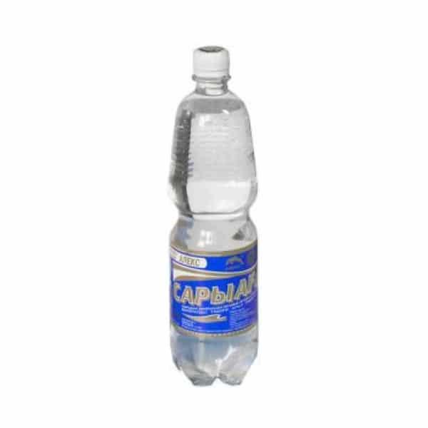 """Негазированная вода """"Сарыагаш"""""""