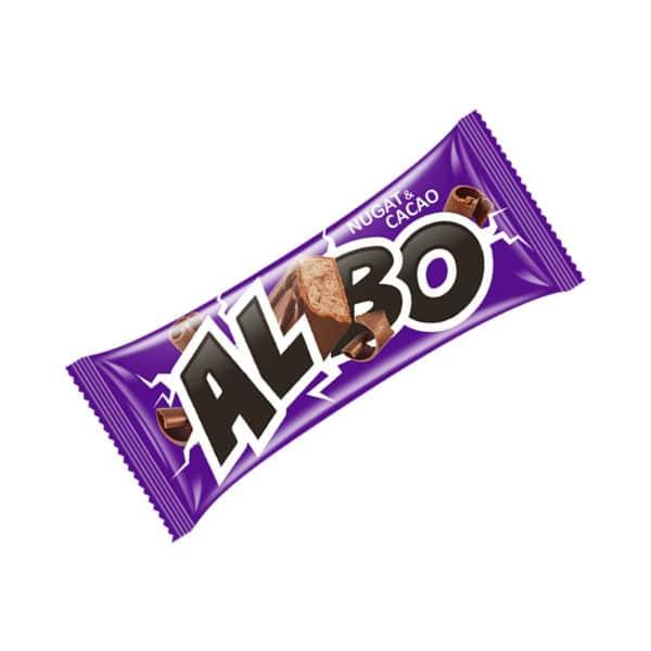 Конфеты  Albo Nugat&cacao