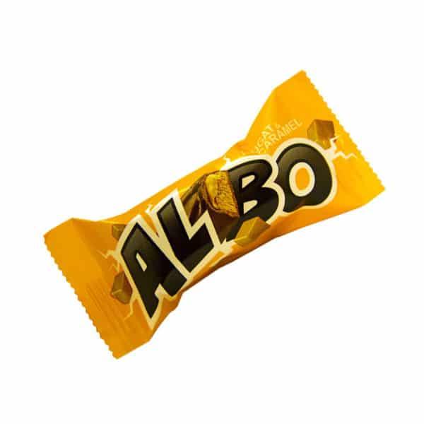 Конфеты  Albo Nugat&caramel BS