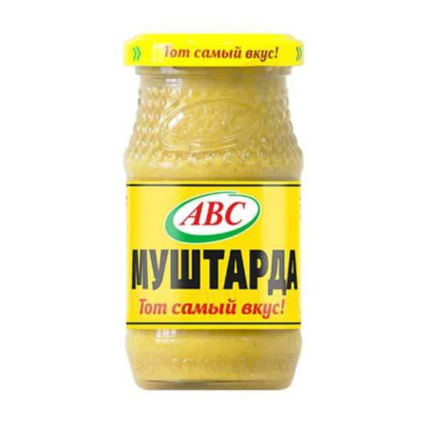 Горчица Муштарда АВС