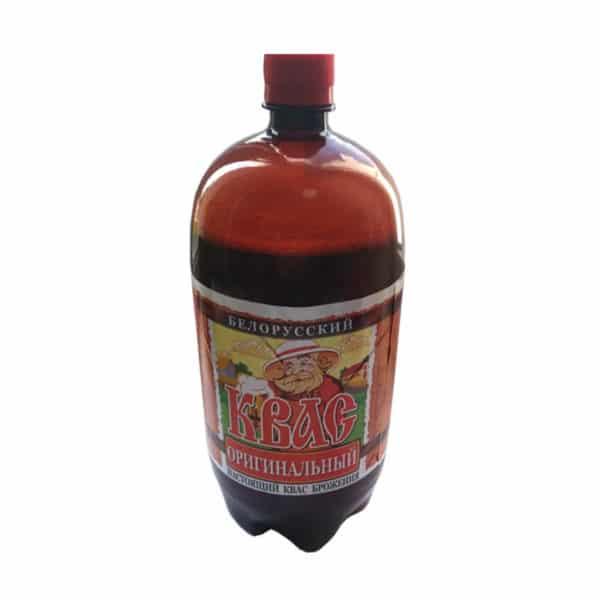 Квас Белорусский оригинальный светлый (бочонок)