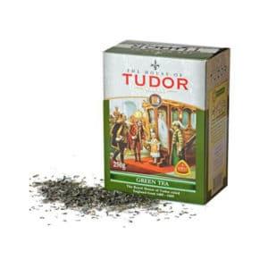 """Чай """"Тюдор"""" Зеленый Цейлон"""