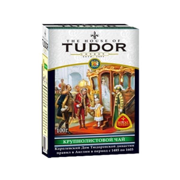 """Чай """"Тюдор""""  Крупнолистовой черн."""