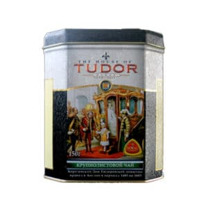 "Чай ""Тюдор""  Крупнолистовой черн. TEA OPA ж/б"
