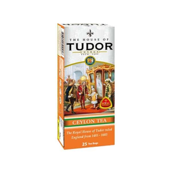 """Чай """"Тюдор"""" Цейлонский черн."""