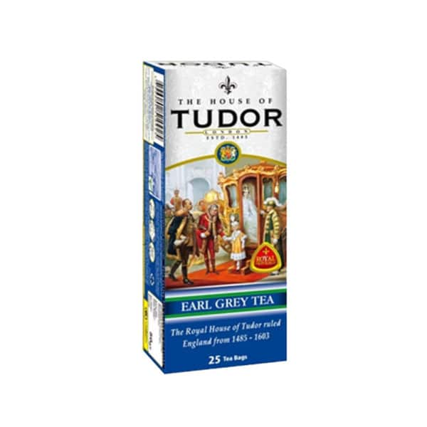 """Чай """"Тюдор""""  EARL GRAY"""