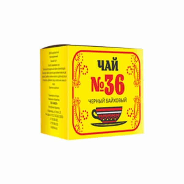Чай №36 (черный)