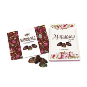 """Мармелад """"Желейный"""" в шоколаде"""