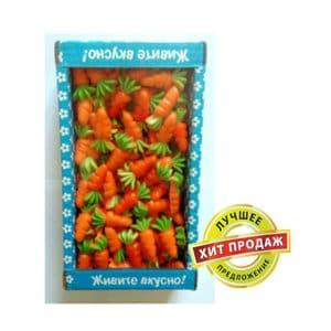Мармелад жевательный «Морковка»