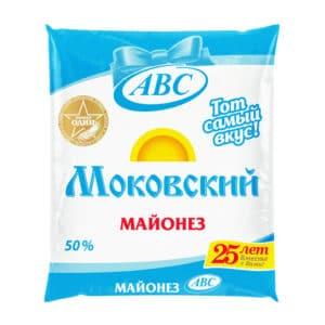 """Майонез """"Моковский"""" АВС"""