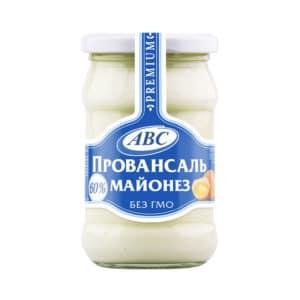 """Майонез """"Провансаль"""" 60% АВС"""