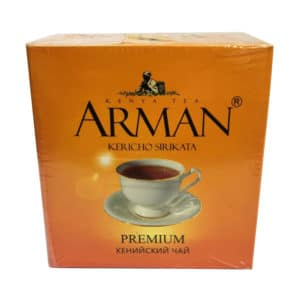 Чай ARMAN Кения ПРЕМИУМ