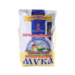 Мука пшеничная Лидская в/с